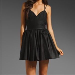 Keepsake the Label Black Minidress